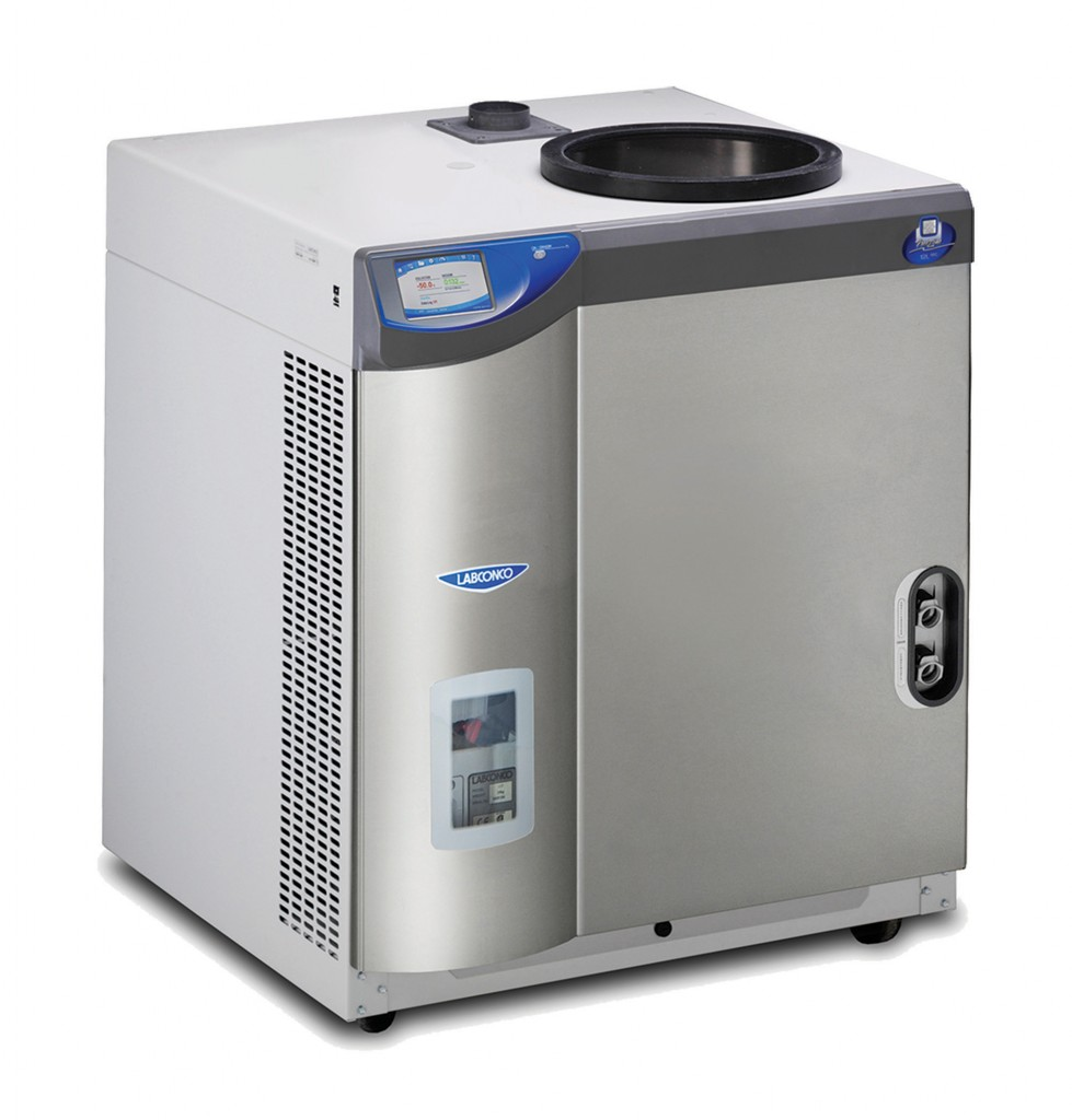 701211015 - FreeZone 12 Liter -50C Console Freeze Dryer