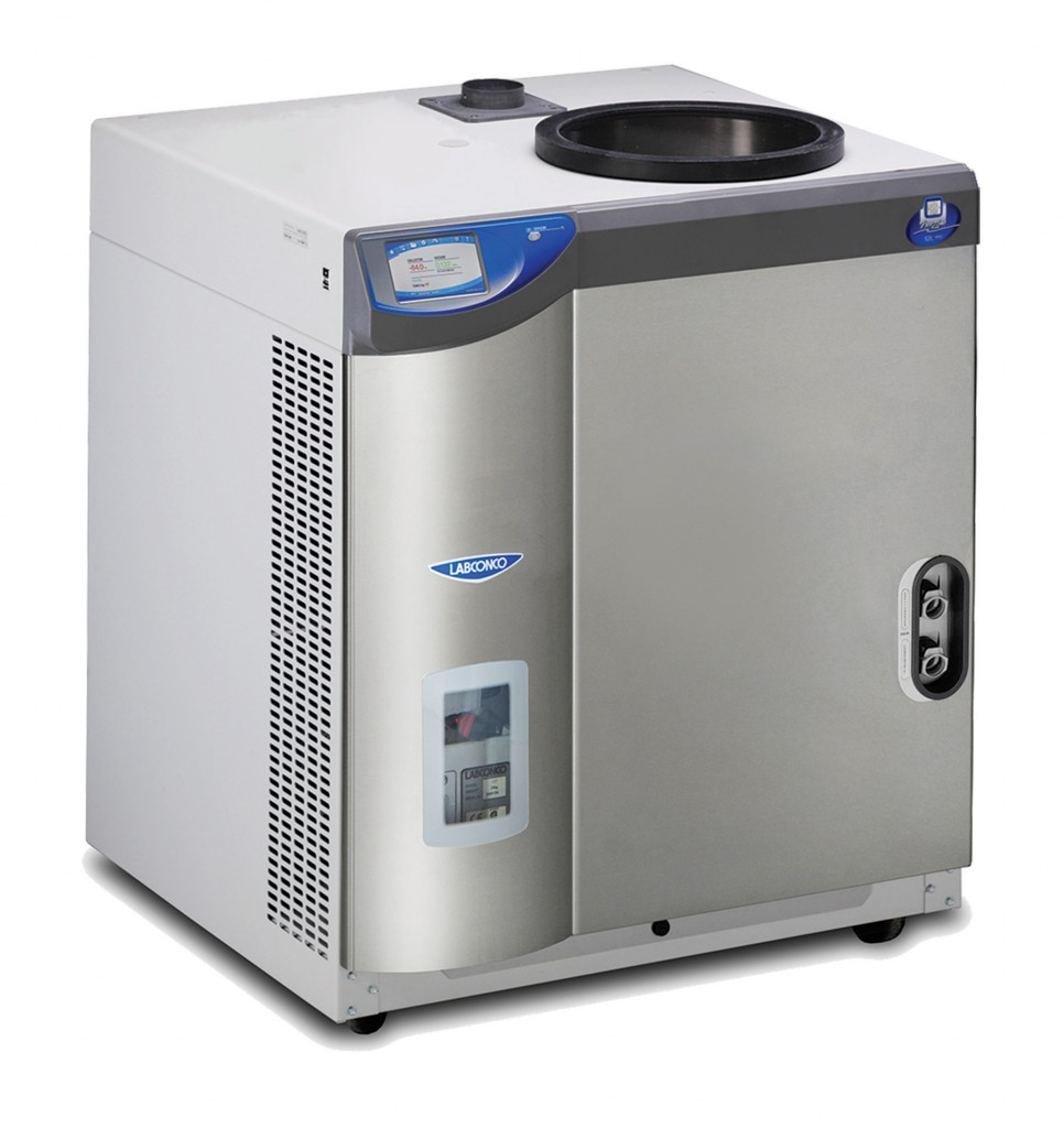 711212130 - FreeZone 12 Liter -84C Console Freeze Dryer