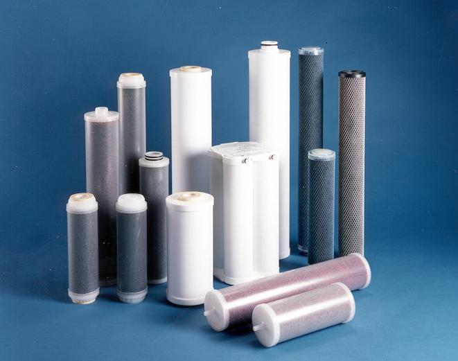 Filters for Lab Water Systems